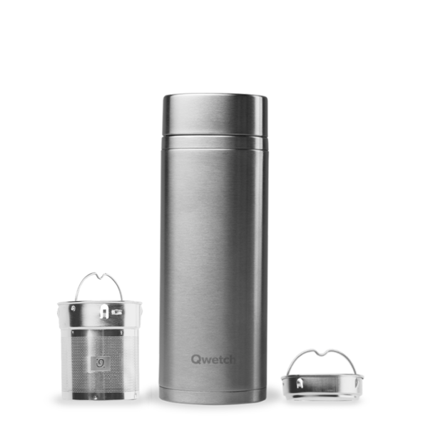 Theiere inox isotherme