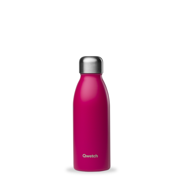 Bouteille non isotherme rose magenta